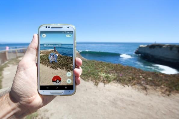 Pokémon Go lässt erahnen wohin sich erweiterte und virtuelle Realitäten entwickeln können. (Foto: Matthew Corley / Shutterstock.com)
