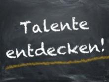Talente entdecken